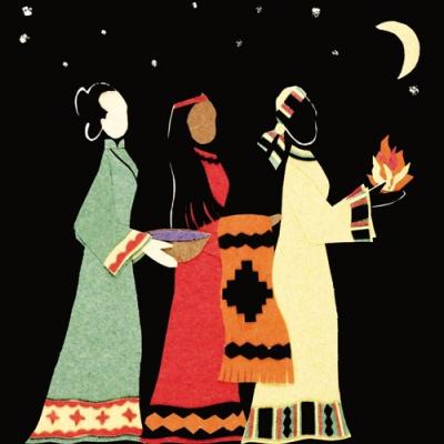 Wise Women Also Came ©Jan Richardson