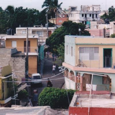 Santo Domingo Houses.