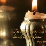 To Light through Love