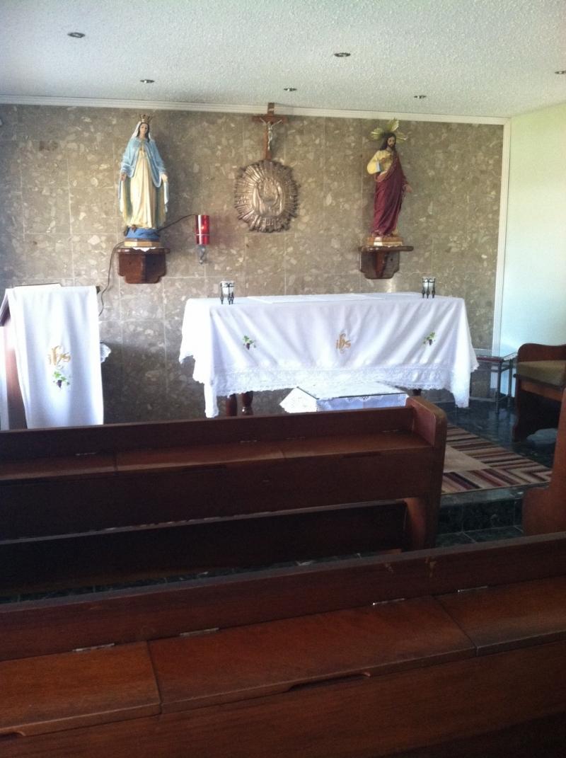 OPDH chapel