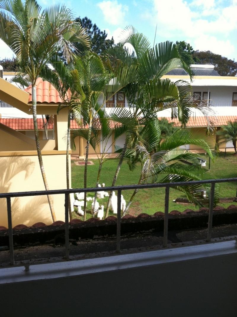 OPDH courtyard