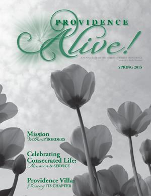 Providence Alive! Spring 2015