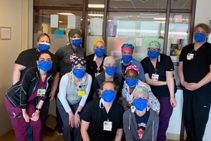 South Shore Hospital nurses