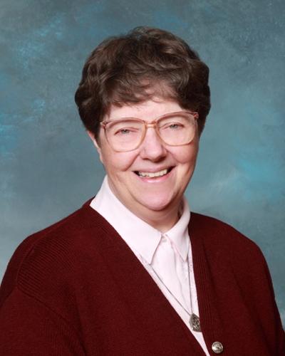 Sister Hilary Hooks