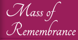 November Mass of Remembrance